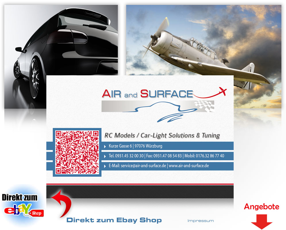 ...zum Air and Surface Ebay Shop